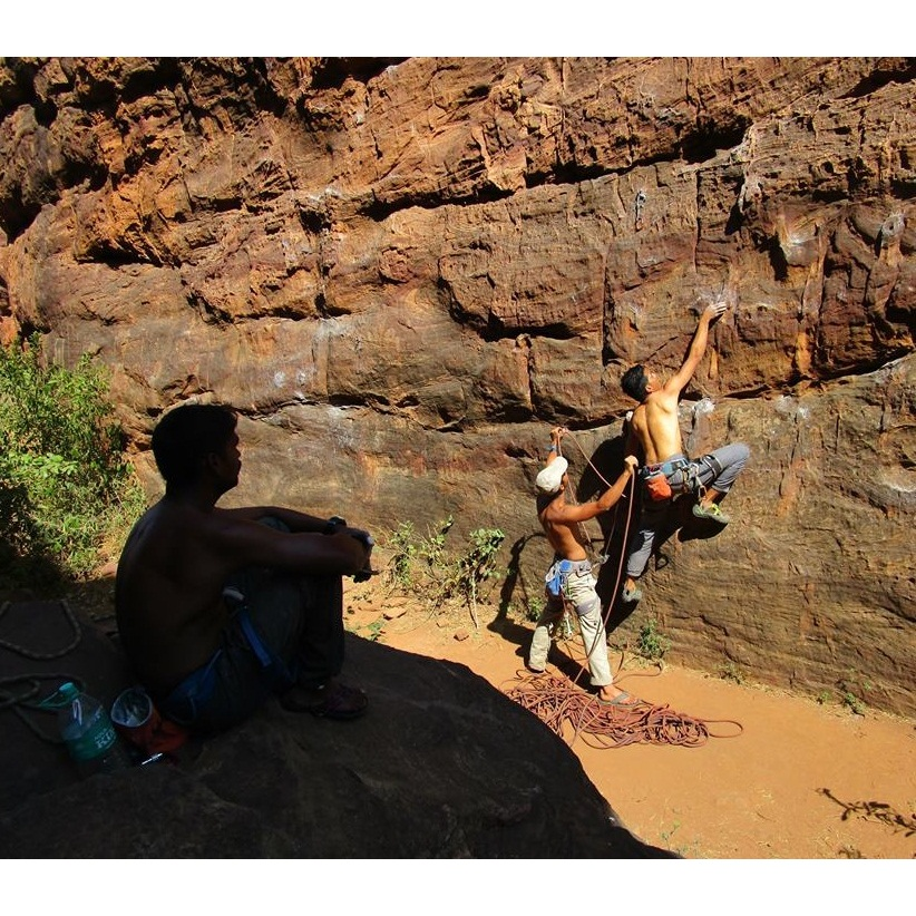 Rock Climbing in Belapur